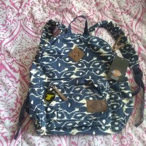 NWT Dickie backpack